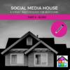 social media house music blogs