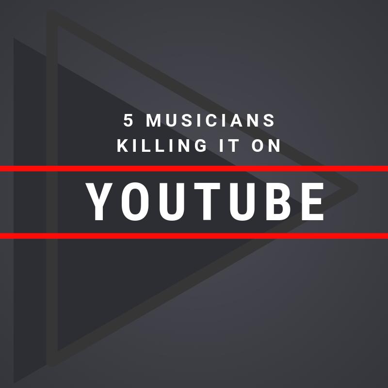 5 Musicians Killing It On Youtube Cyber PR Music