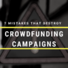 Crowdfunding Mistakes Cyber PR Music