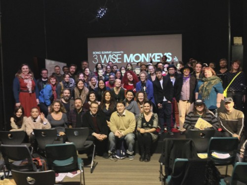 3 Wise Monkeys masterclass in Melbourne
