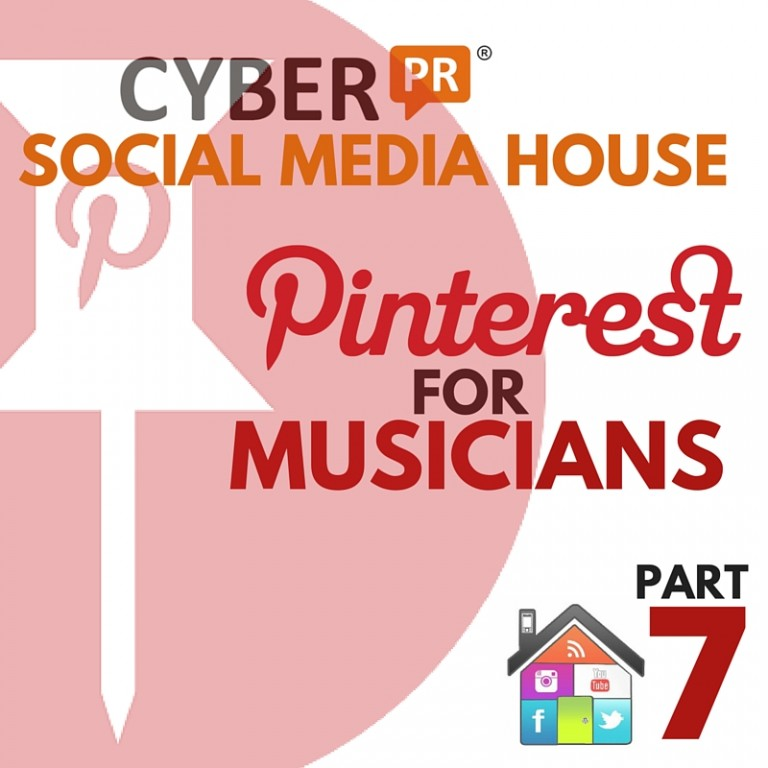 Social Media House Part 7 Pinterest