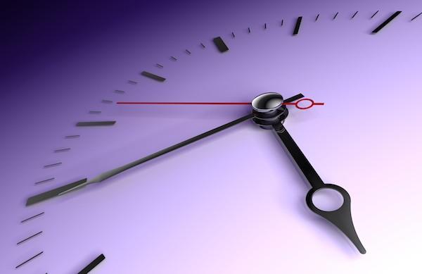 bigstock-Time-Clock-Closeup-On-Deep-Blu-33122639