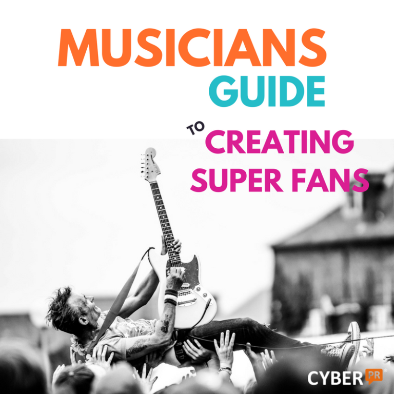 Musician's Guide to Super Fans