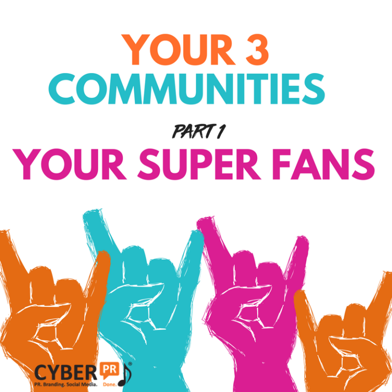 Three Communities Super Fans
