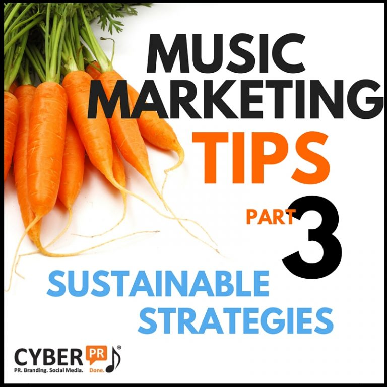 Music Marketing 3