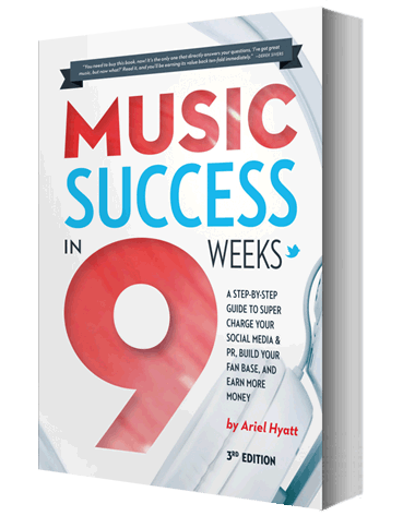Music Success In 9 Weeks