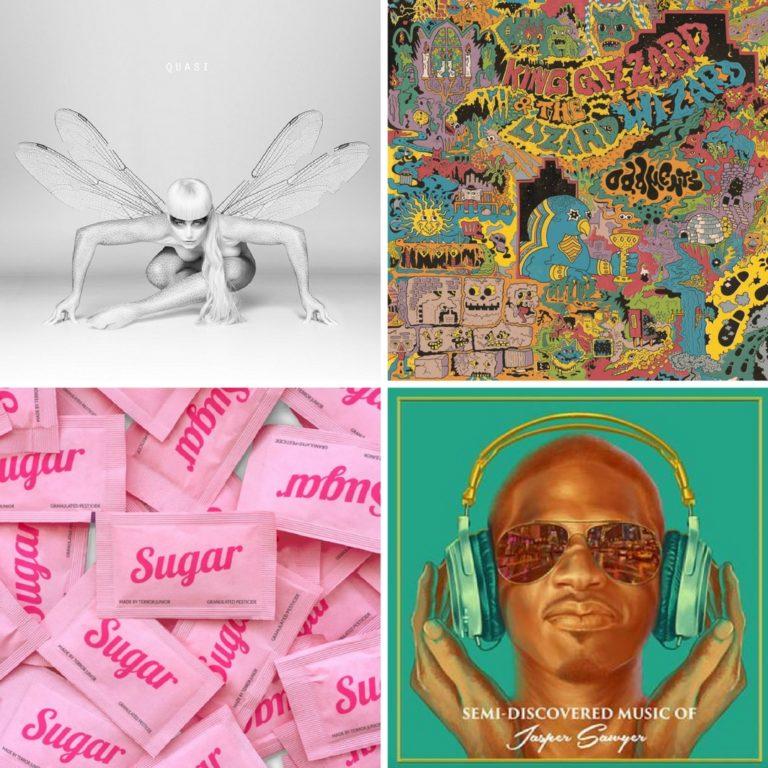 Top L-R Place Holder Place Holder. Bottom L-R Sugar Single by Jasper Sawyer