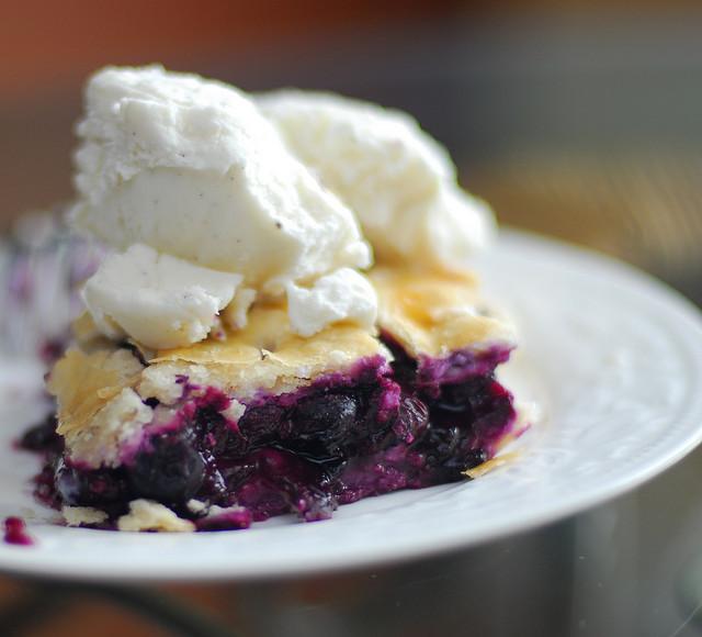 Ariel's Perfect Blueberry Pie Recipe