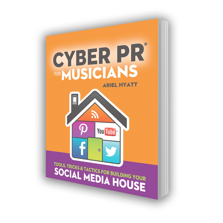 Cyber PR For Musicians