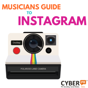 musicians guide to Instagram