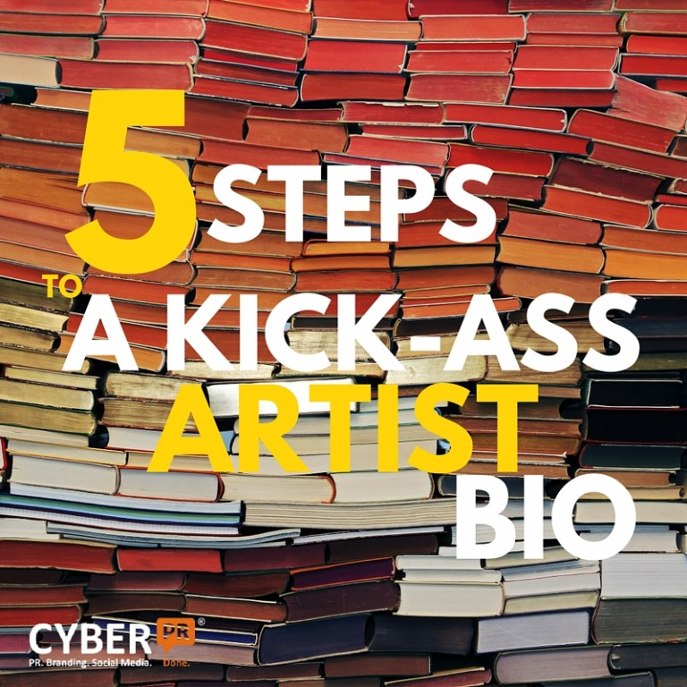 5 steps to a kick ass bio