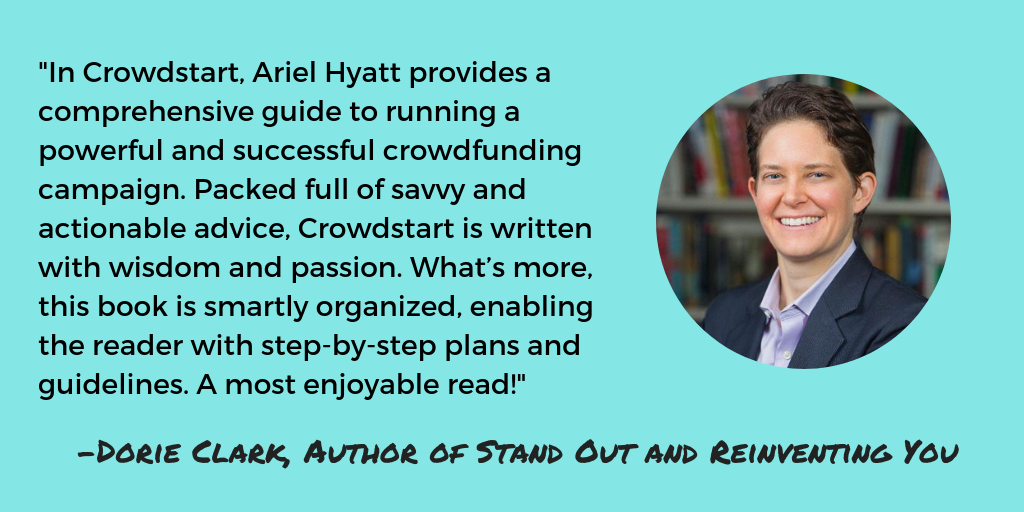 Dorie Clark on CROWDSTAR by Ariel Hyatt