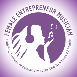 Femusician Podcast Ariel Hyatt CROWDSTART Bree Noble