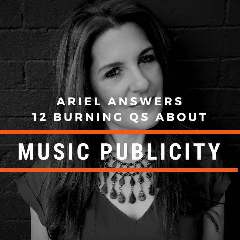 Ariel Hyatt Answers 12 Music Publicity Questions