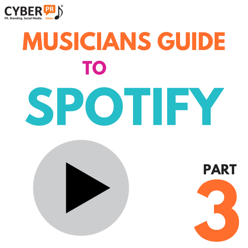 how to add artist to spotify