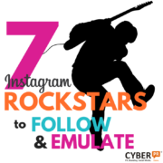 7 Instagram rockstars to follow and emulate - Cyber PR Music