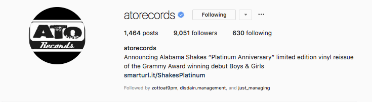 Instagram Rockstars to follow and emulate Cyber PR Music