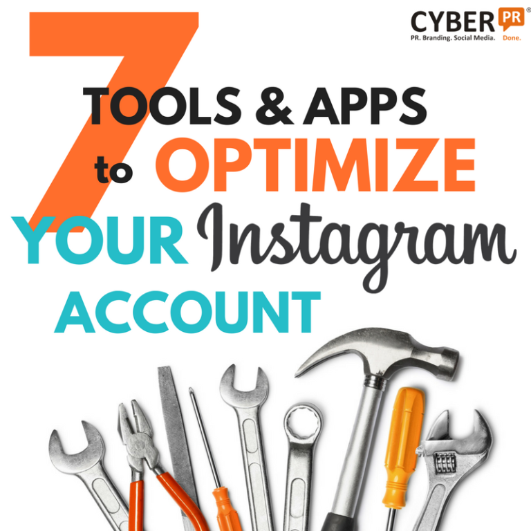tools to optomize insta
