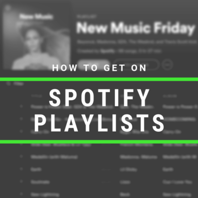 So, You Want To Get On Spotify Playlists? Here's What You Need To Know First…