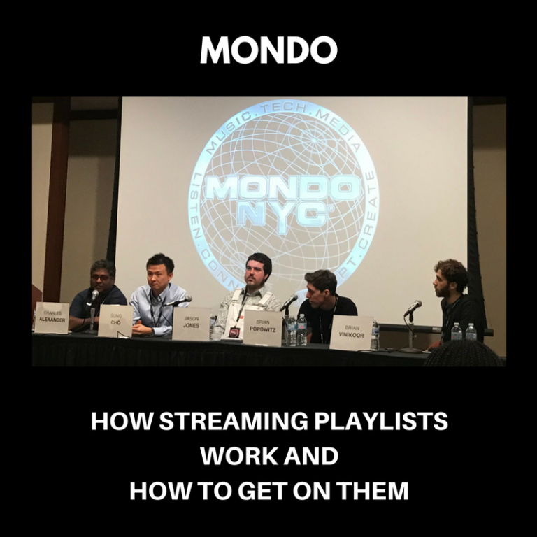 So, You Want To Get On Spotify Playlists? Here's What You