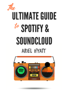 musicians guide to spotify and soundcloud