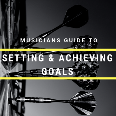 Cyber PR Musicians guide to setting and achieving goals