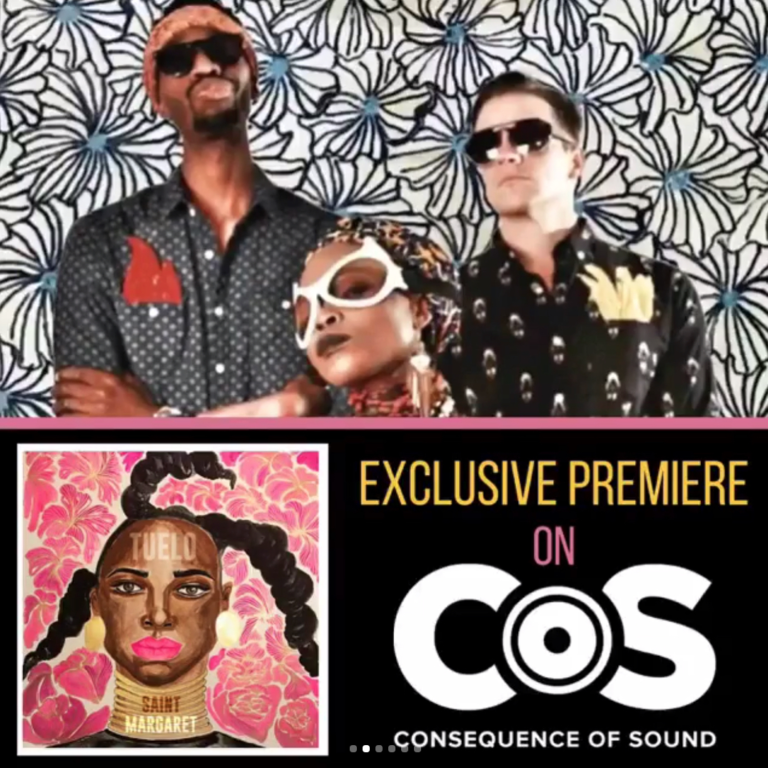 Consequence of Sound Music PR Clip