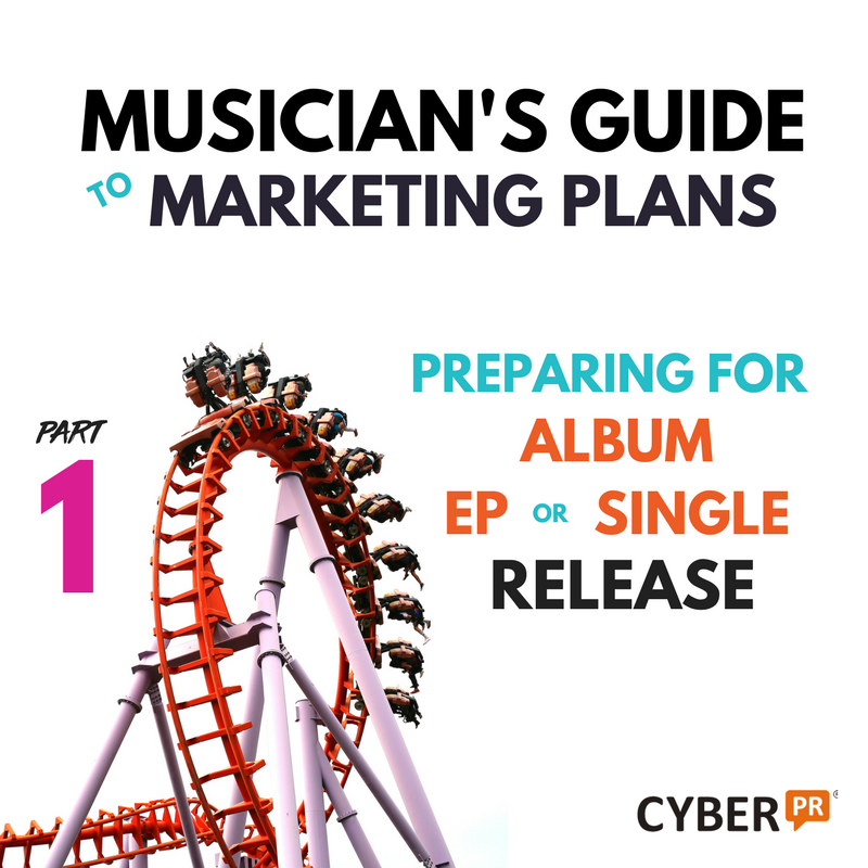 Musician's Guide to Marketing Plans