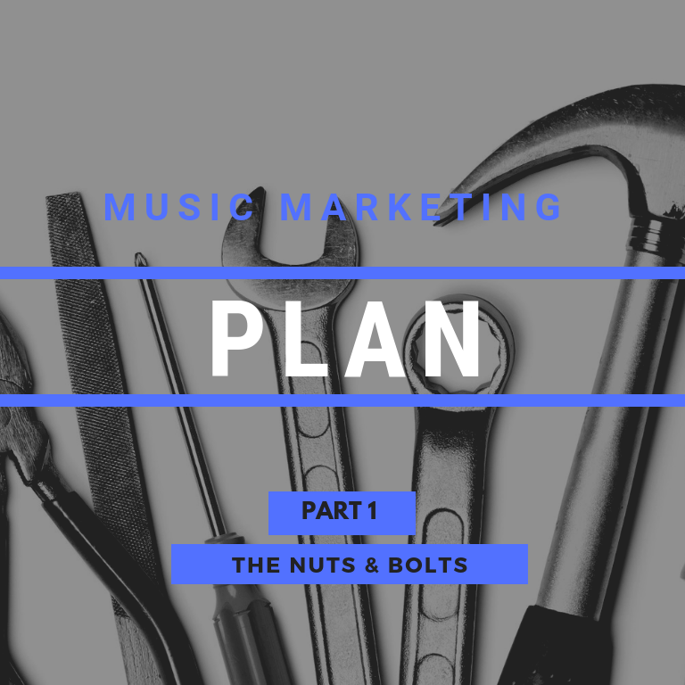 Cyber PR Music Marketing Plan Part 1