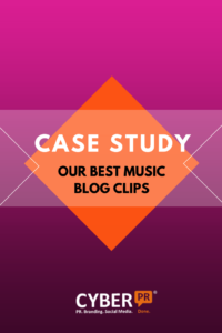 Music Blog Placements