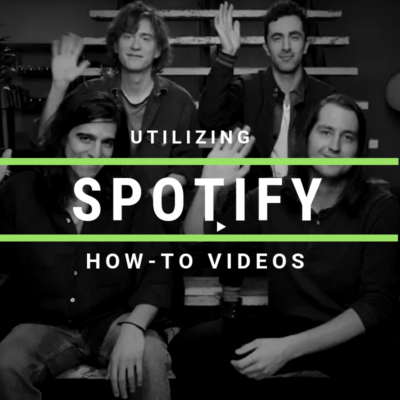 Using Spotify How-To Game Plan Videos