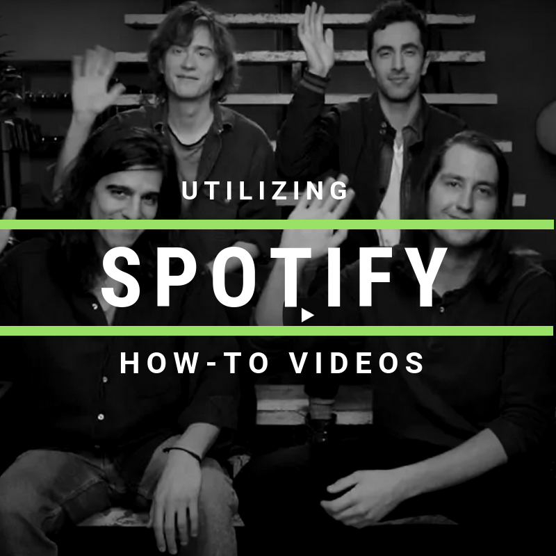 Spotify Just Released Brilliant How-To Videos
