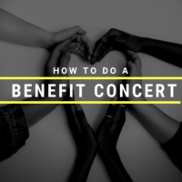 How to Do a Benefit: Guidelines for Performing Artists and Others Who Want to Make a Difference by Jen Chapin