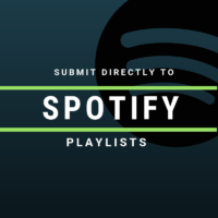 Now Submit Directly to Spotify's Playlists