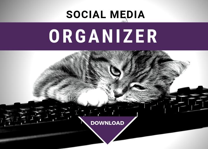 social meida organizer