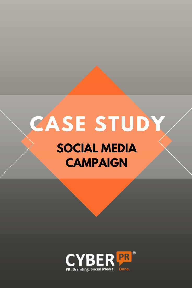 Cyber PR Music Case Study Social Media Management FLOW