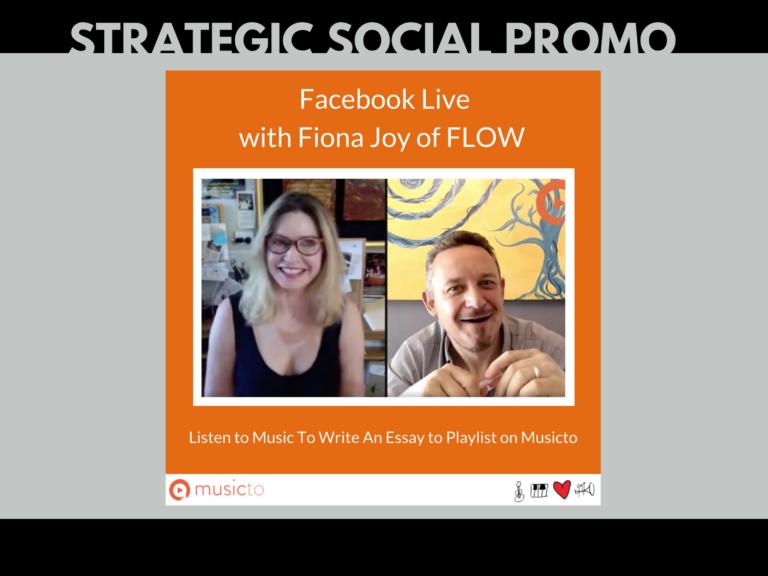 Cyber PR Music Case Study Social Media Management FLOW