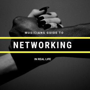 Cyber PR Networking for Musicians