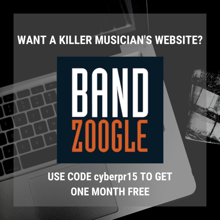 Musician's Affordable Website