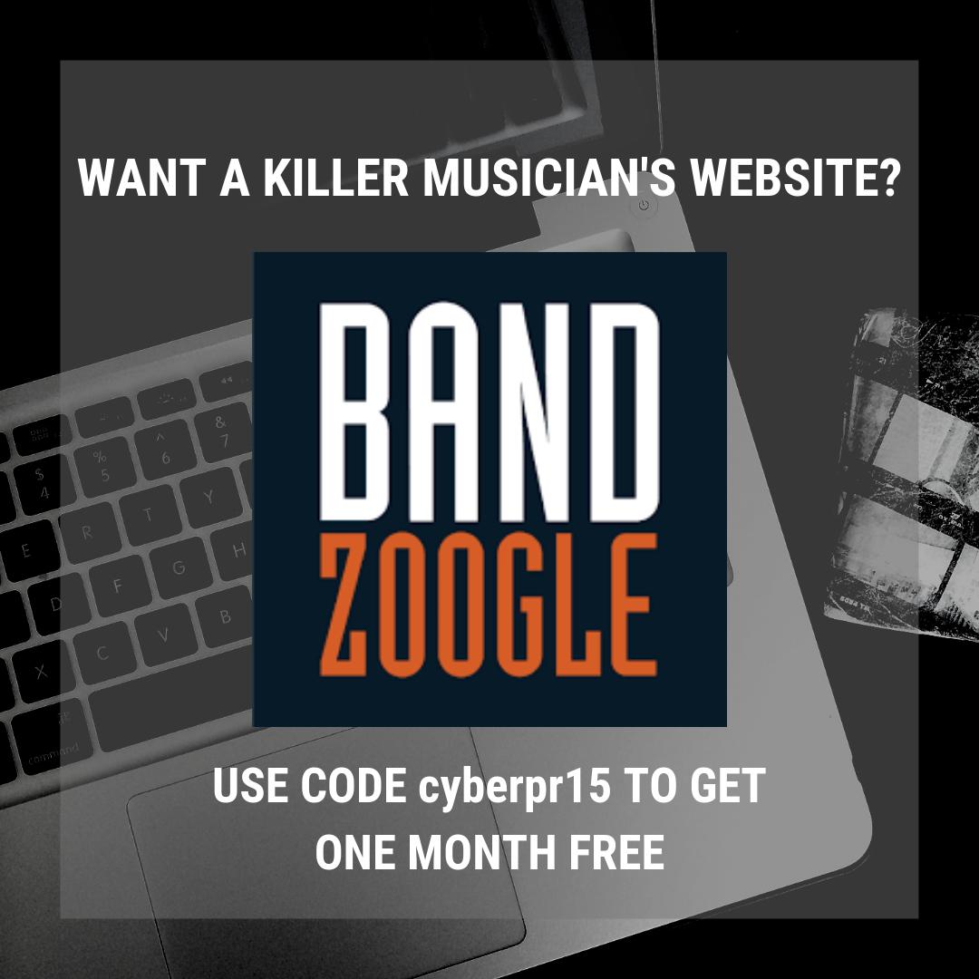 Musician's Affordable Website