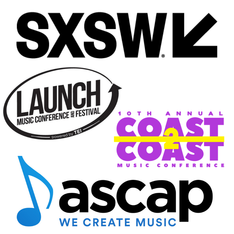 music networking conferences