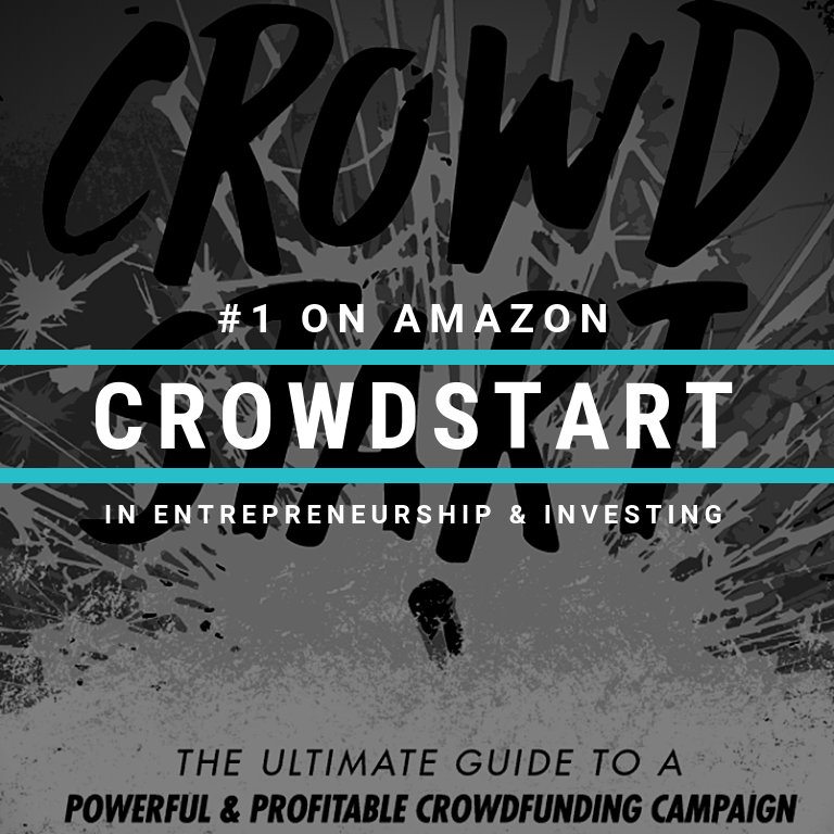 CROWDSTART – Ariel's Book is Ready To Help You Crowdfund Your Next Release