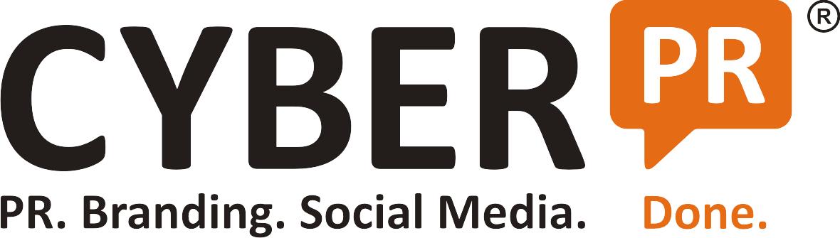 Cyber PR Music Logo