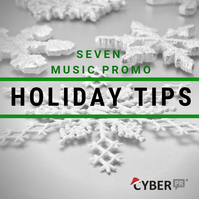 7 Holiday Music Promotion Tips To Engage Your Fanbase
