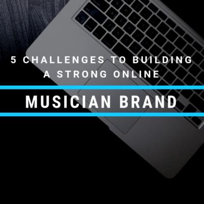 Cyber PR Building A Musician Brand