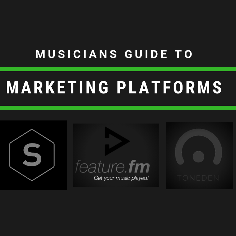 The Musicians Guide To Marketing Platforms - Cyber PR Music
