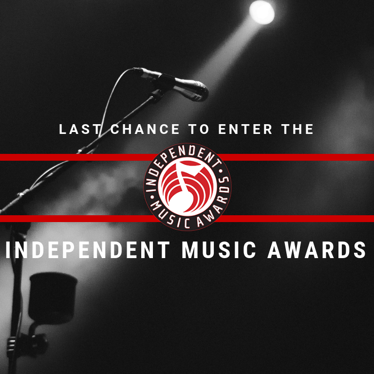 Last Chance to Enter The Independent Music Awards