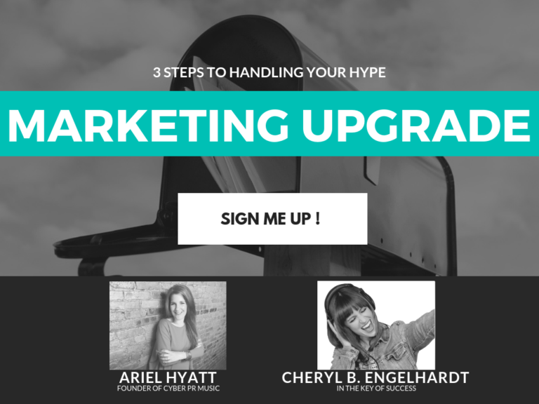 Cheryl B. Engelhardt - Handle Your Hype