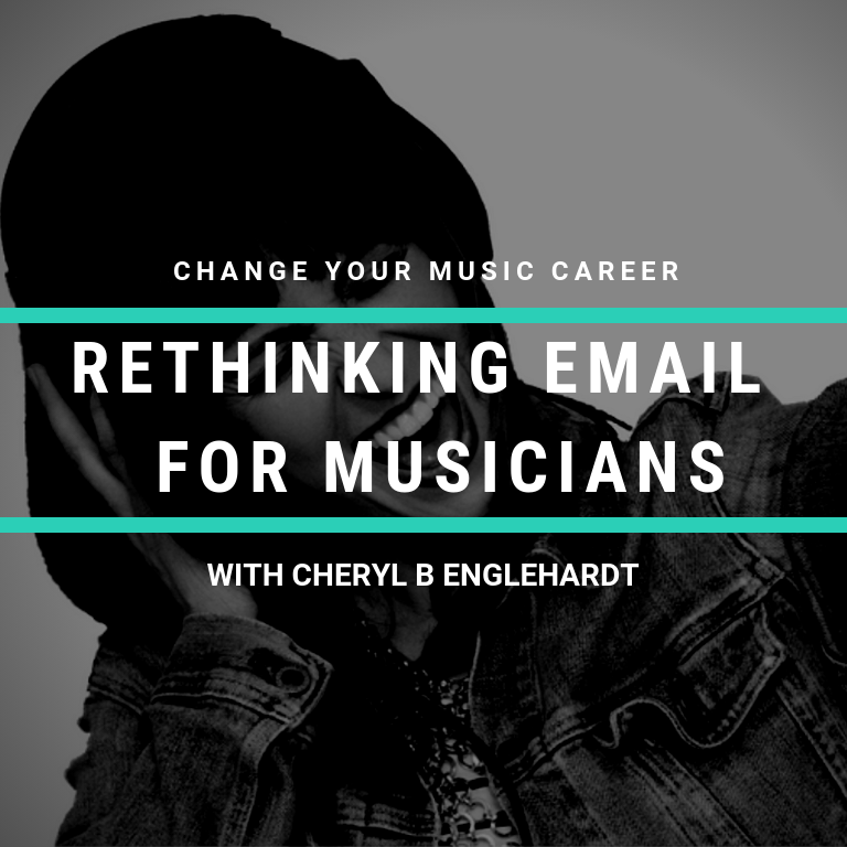 Rethinking Email For Musicians