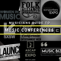 The Musician's Guide to Music Conferences 2019